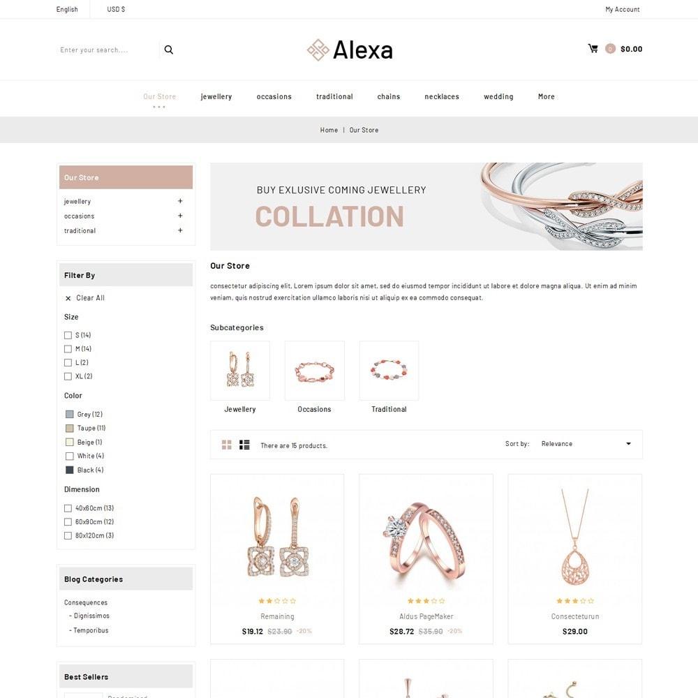 theme - Jewelry & Accessories - Alexa - The Jewelry Shop - 3