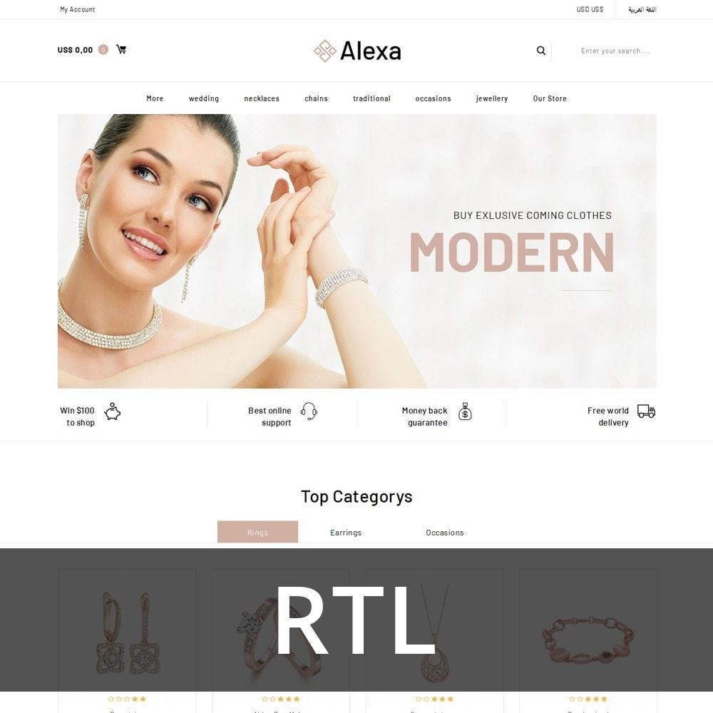 theme - Jewelry & Accessories - Alexa - The Jewelry Shop - 4