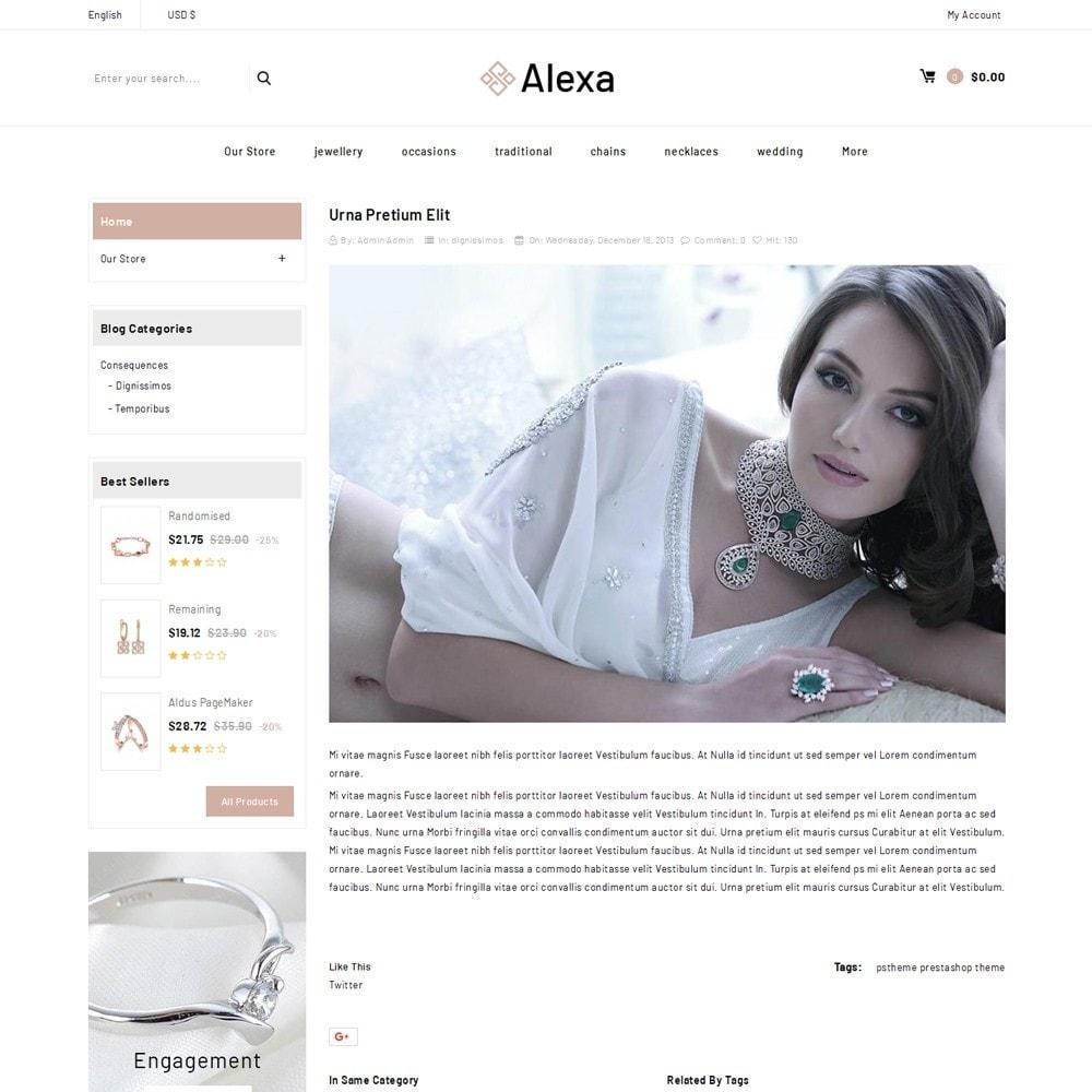 theme - Jewelry & Accessories - Alexa - The Jewelry Shop - 7