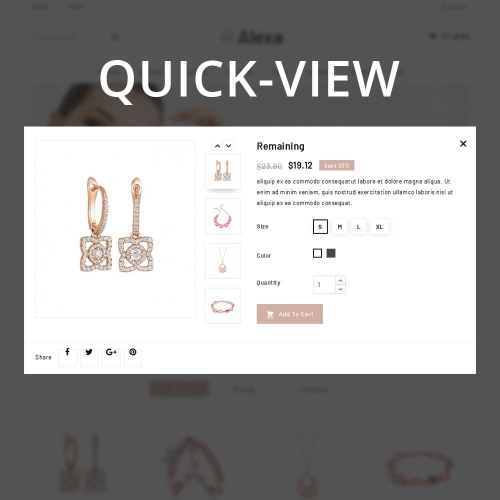 theme - Jewelry & Accessories - Alexa - The Jewelry Shop - 11