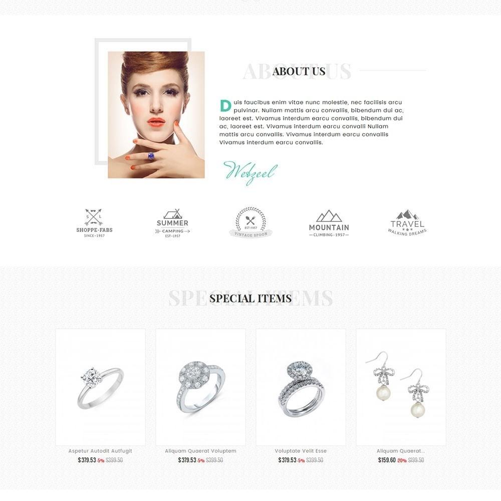 theme - Schmuck & Accesoires - Modern Jewelry Store - 3
