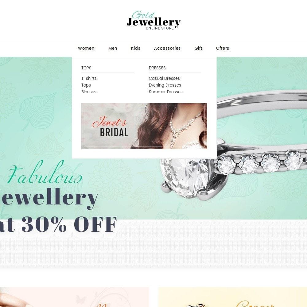theme - Schmuck & Accesoires - Modern Jewelry Store - 11