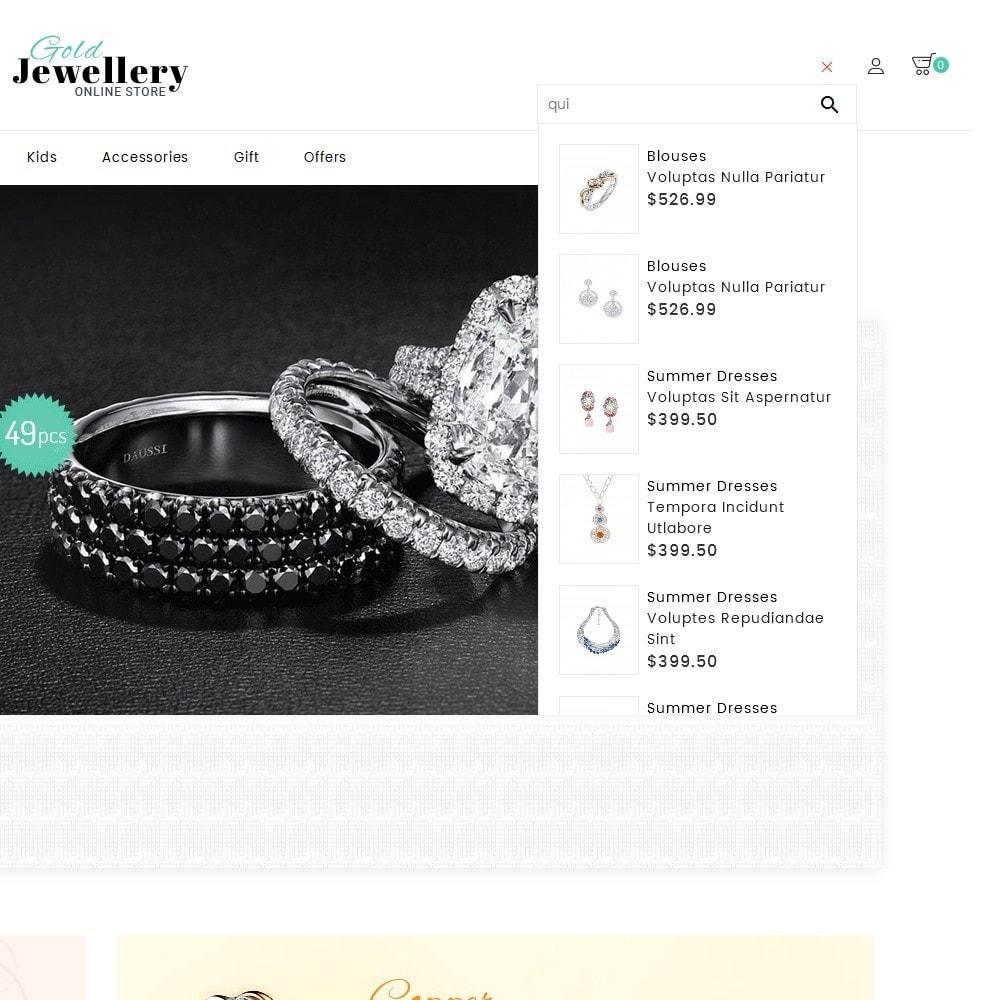 theme - Schmuck & Accesoires - Modern Jewelry Store - 12