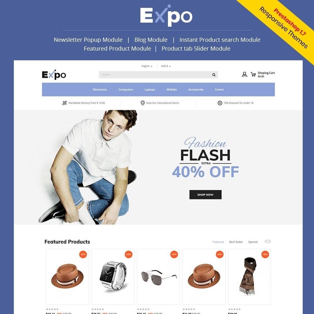 theme - Fashion & Shoes - Expo Fashion Store - 1