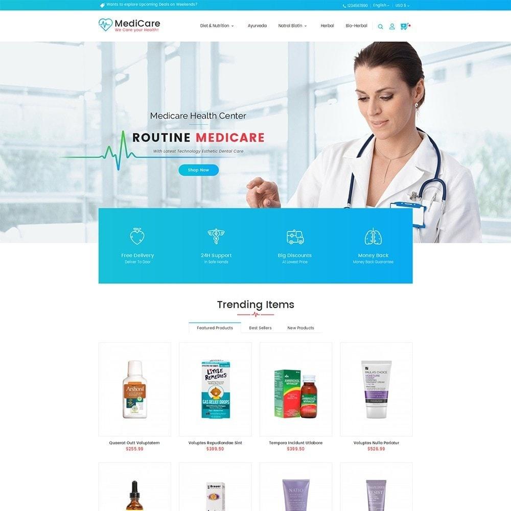 theme - Health & Beauty - Medicine Store - 2