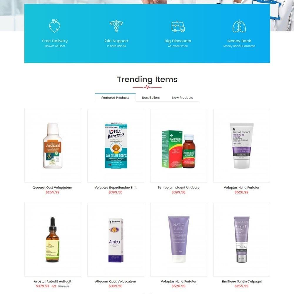 theme - Health & Beauty - Medicine Store - 3