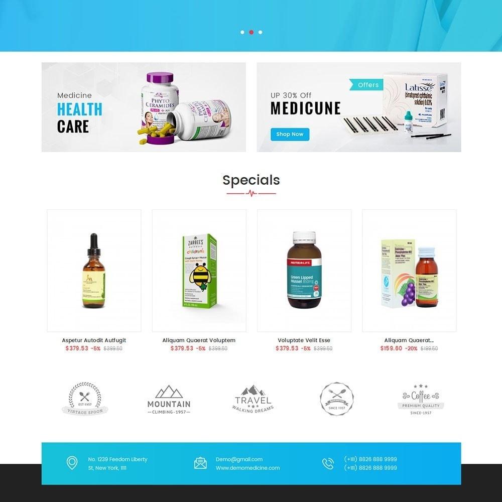 theme - Health & Beauty - Medicine Store - 4