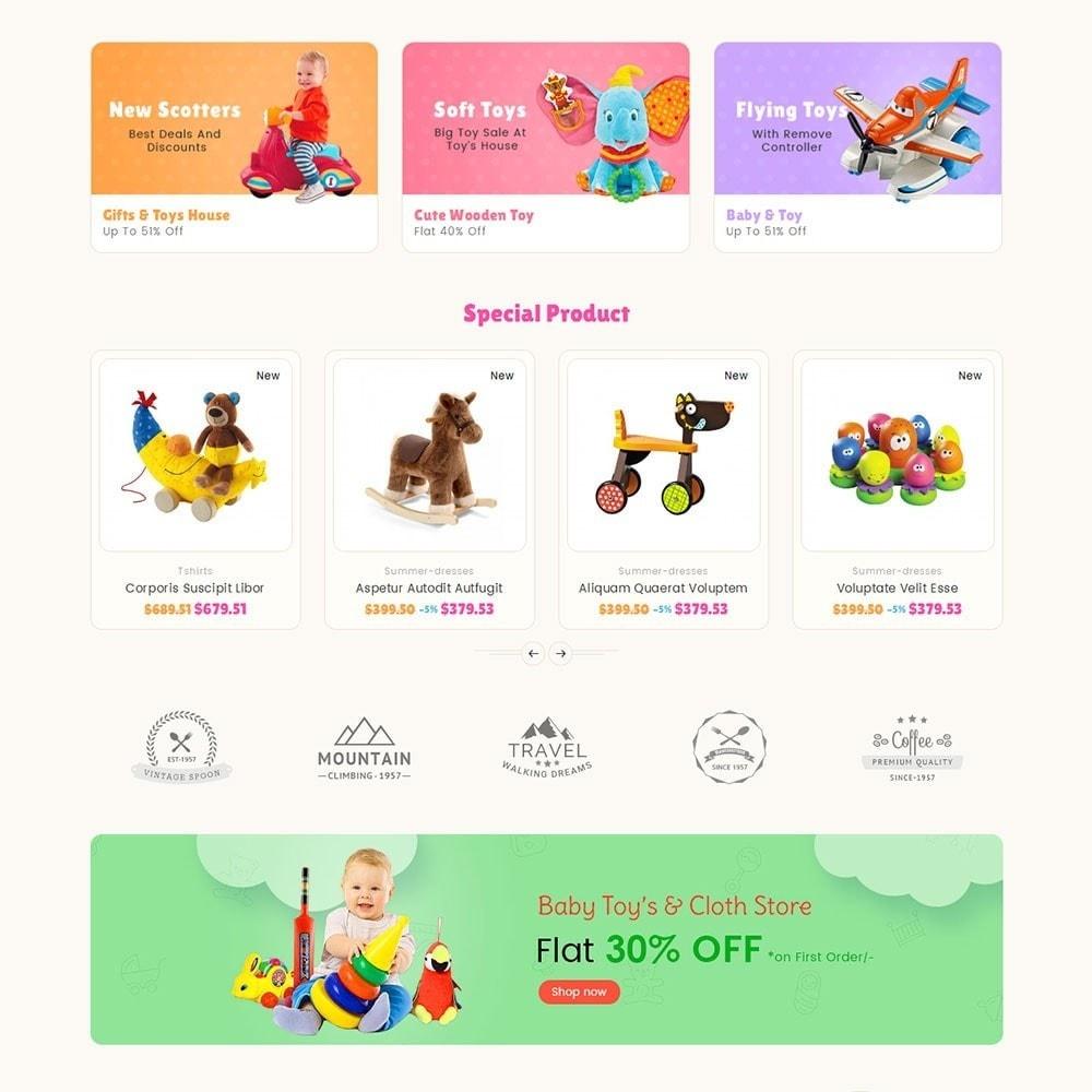 theme - Crianças & Brinquedos - Kids Toy Store - 3