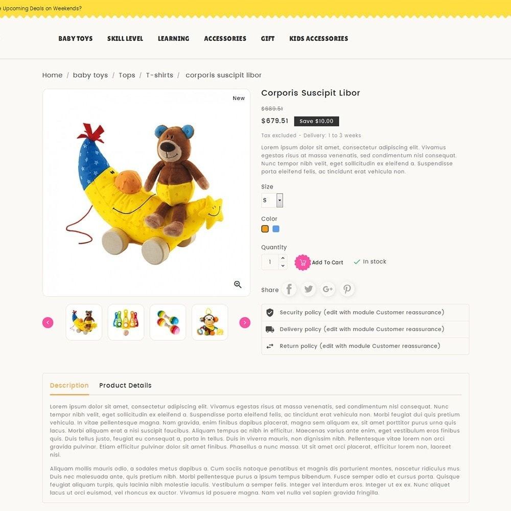 theme - Crianças & Brinquedos - Kids Toy Store - 7