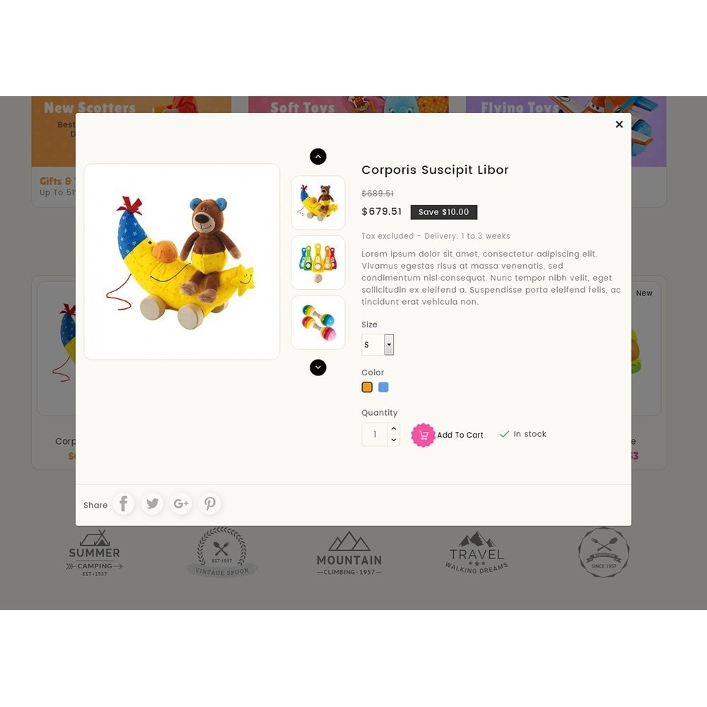 theme - Niños y Juguetes - Kids Toy Store - 10