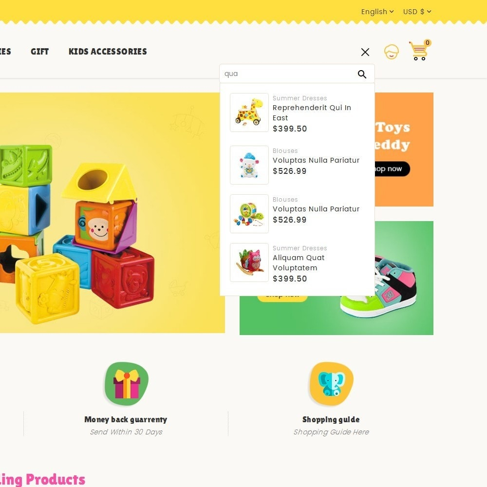 theme - Niños y Juguetes - Kids Toy Store - 12