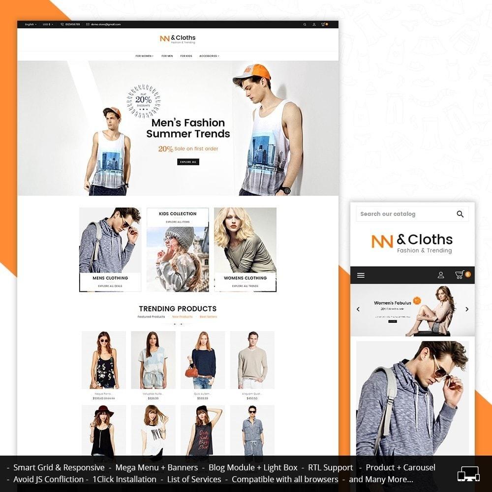 theme - Mode & Schuhe - Fashion Store - 1