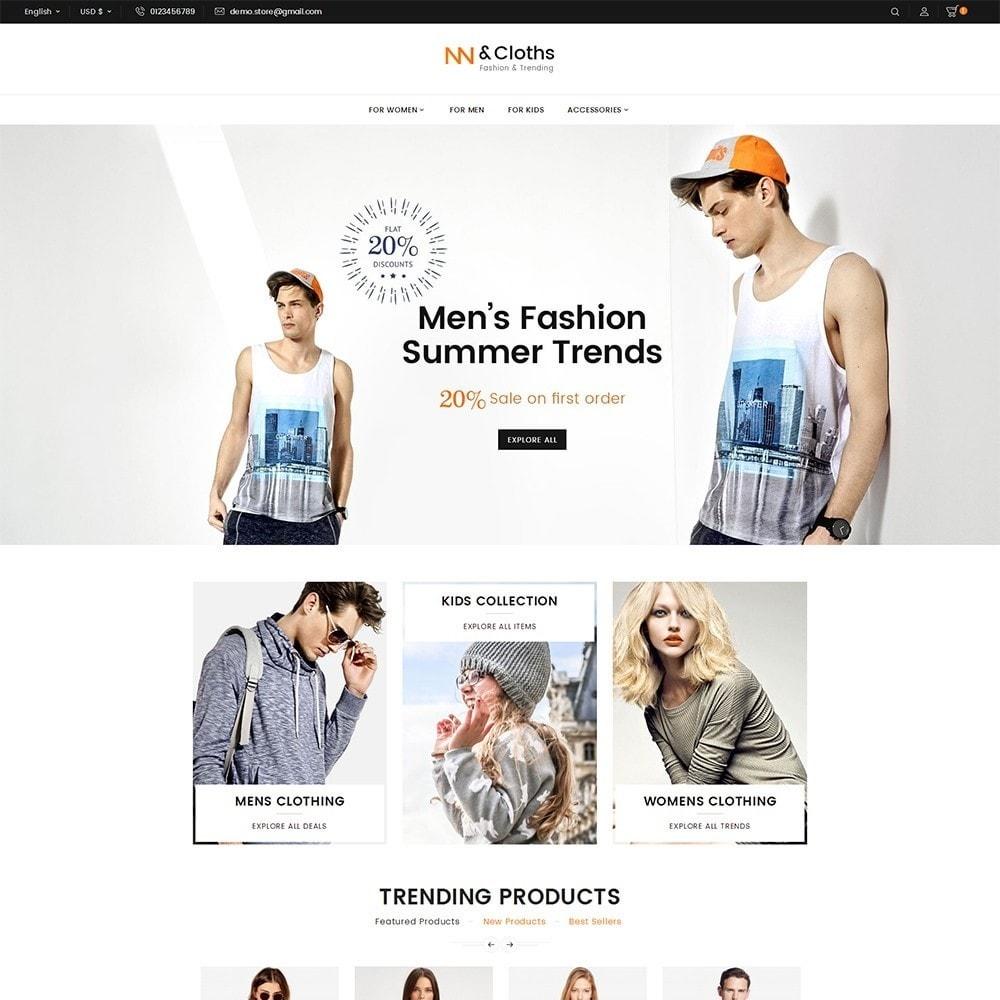 theme - Mode & Schuhe - Fashion Store - 2