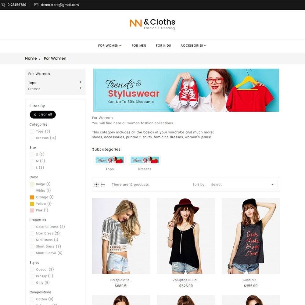 theme - Mode & Schuhe - Fashion Store - 5