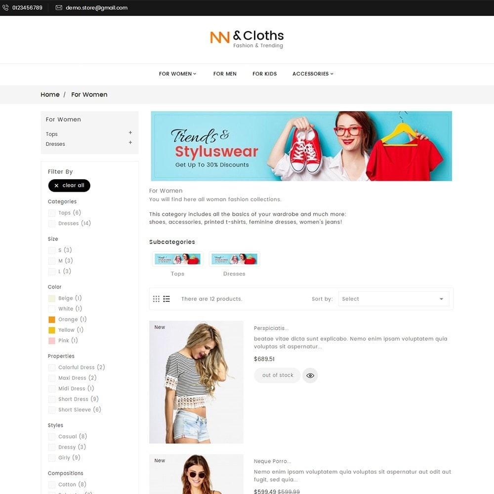 theme - Mode & Schuhe - Fashion Store - 6