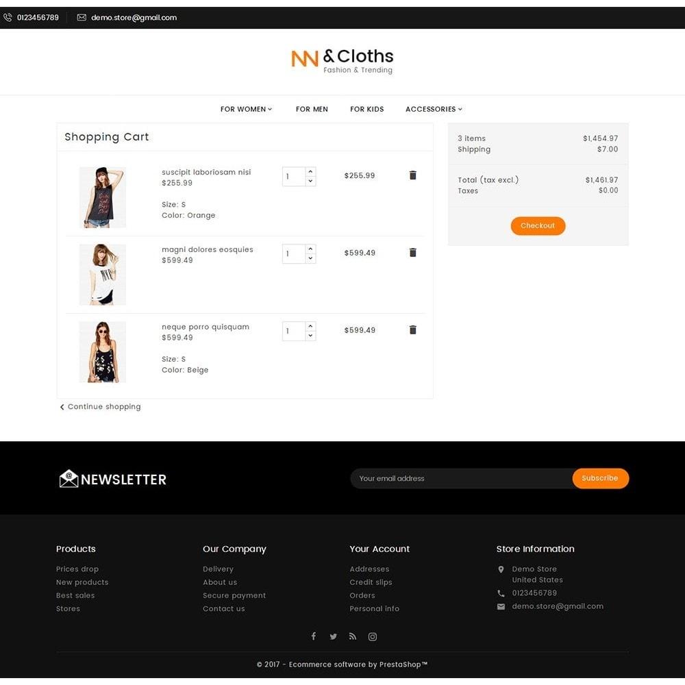 theme - Mode & Schuhe - Fashion Store - 8