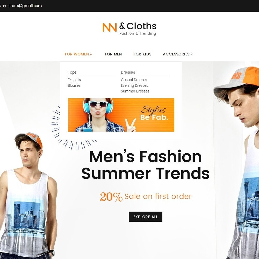 theme - Mode & Schuhe - Fashion Store - 11