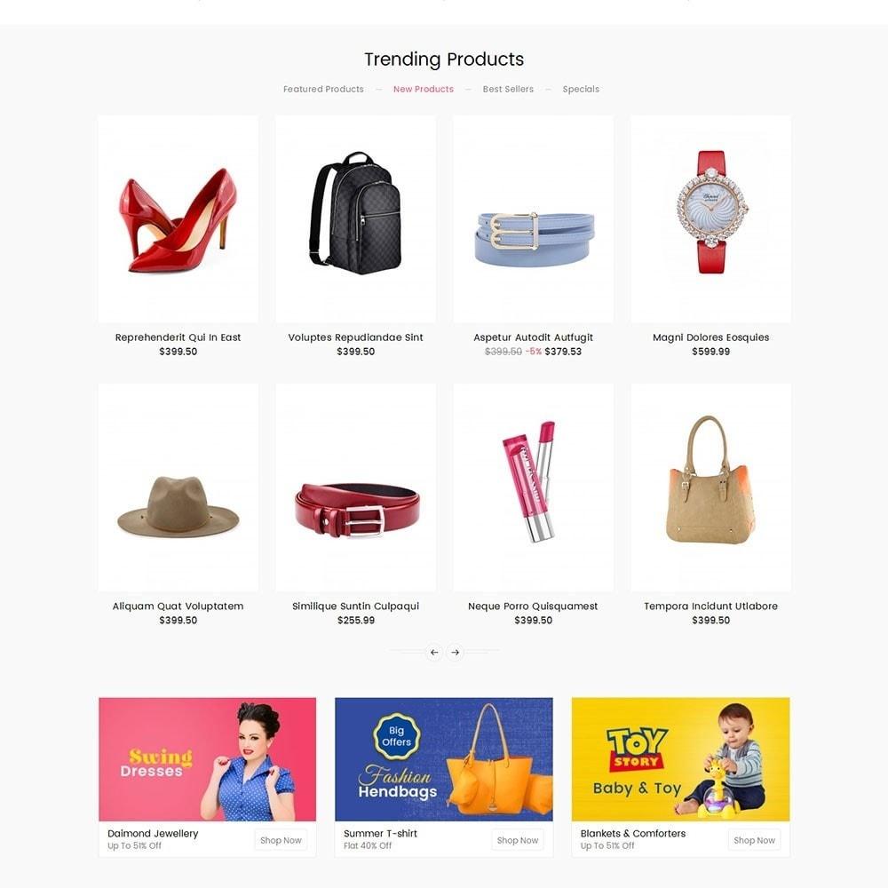 theme - Moda & Obuwie - Fabulous Fashion Store - 3
