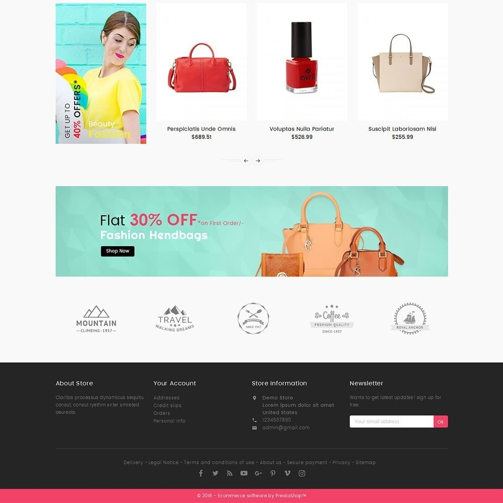 theme - Moda & Obuwie - Fabulous Fashion Store - 4