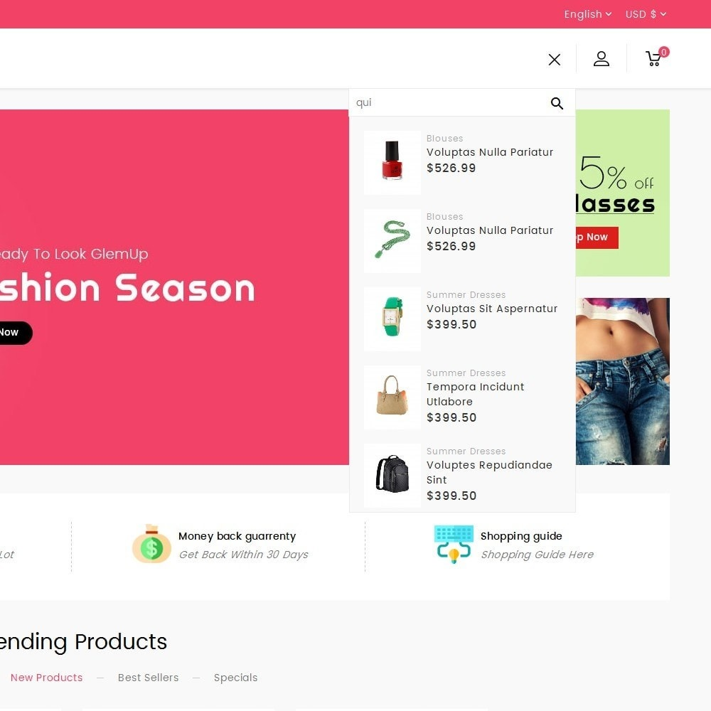 theme - Moda & Obuwie - Fabulous Fashion Store - 12
