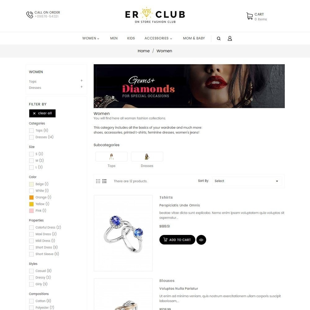 theme - Schmuck & Accesoires - ERA Jewelry Club - 5