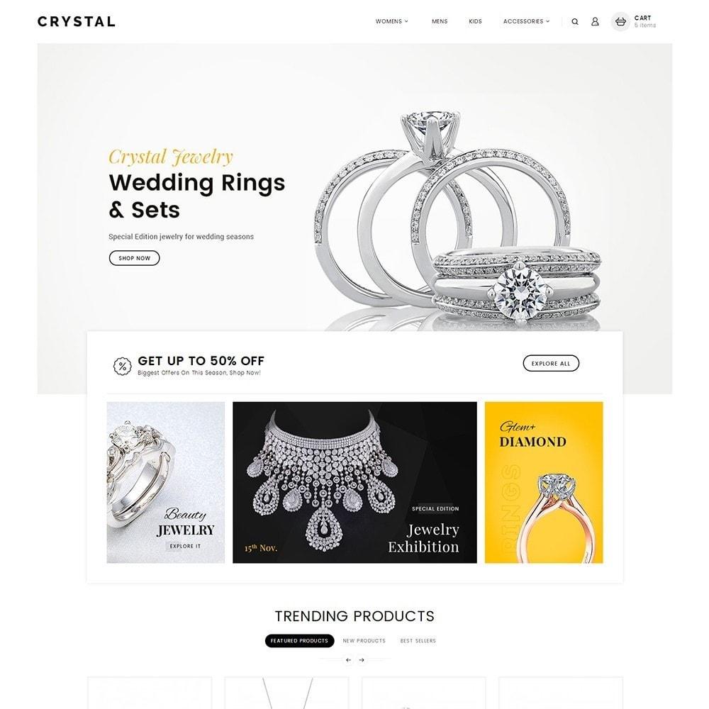 theme - Joyas y Accesorios - Crystal Jewelry Store - 2
