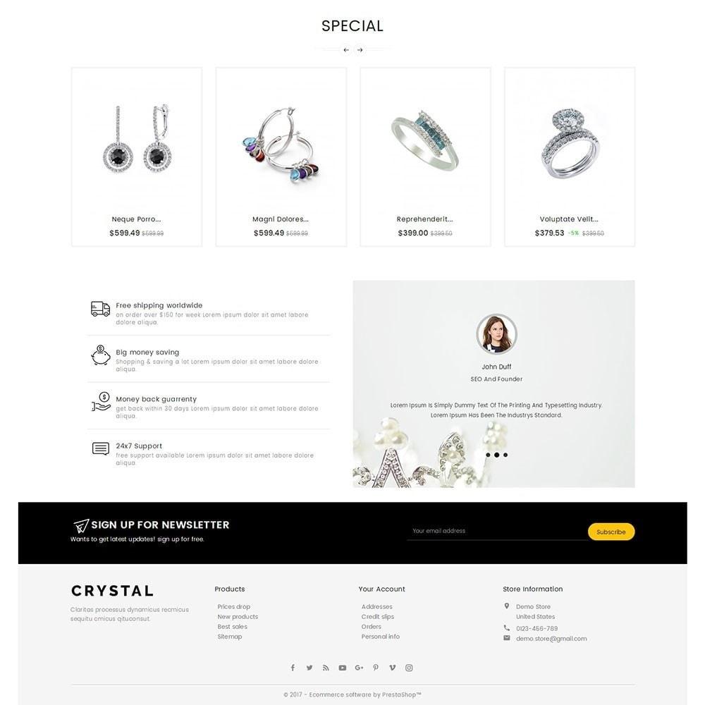 theme - Joyas y Accesorios - Crystal Jewelry Store - 4