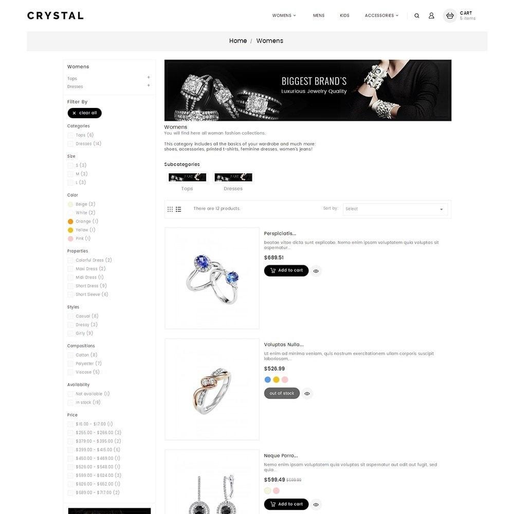 theme - Joyas y Accesorios - Crystal Jewelry Store - 6