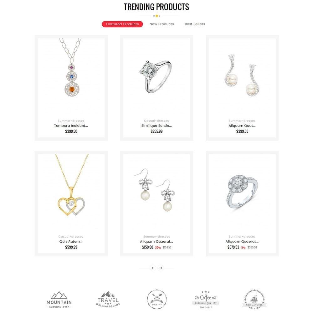 theme - Ювелирные изделия и Аксессуары - Crystal Jewelry Store - 3