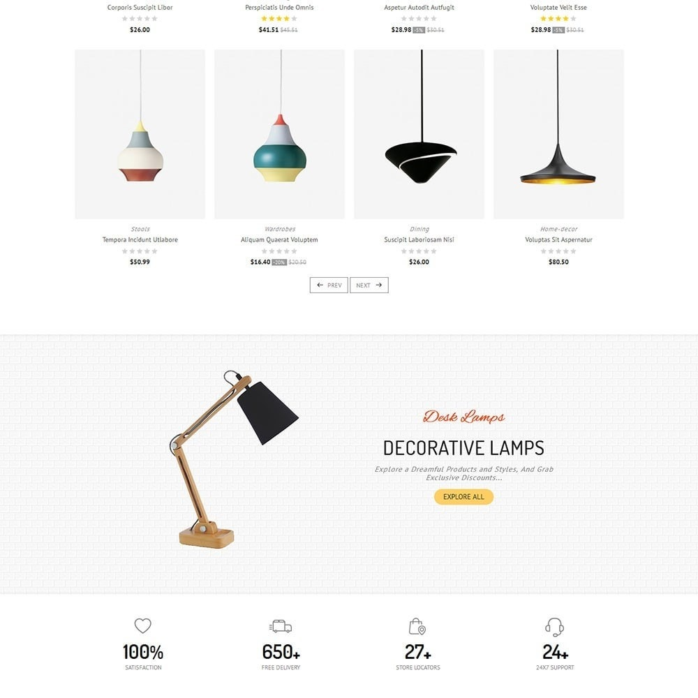 theme - Casa & Jardins - Lighting Shop - 3