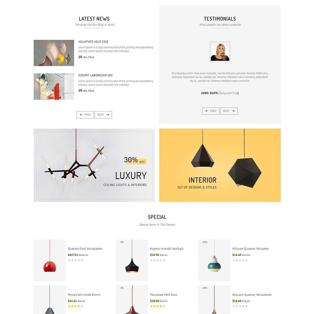 theme - Casa & Jardins - Lighting Shop - 4