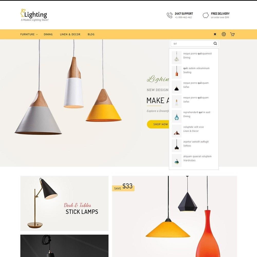 theme - Casa & Jardins - Lighting Shop - 9