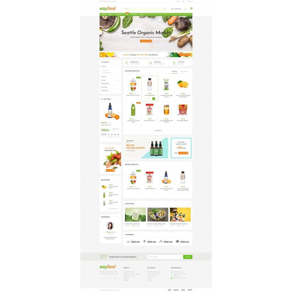 theme - Żywność & Restauracje - EasyFood Store - 2