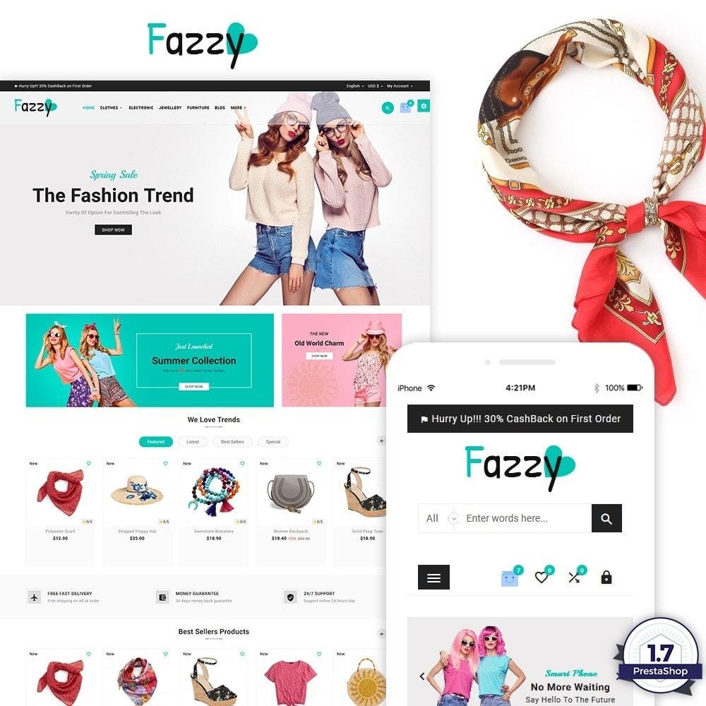 theme - Fashion & Shoes - Stylish Fazzy – The Fashion Store - 1