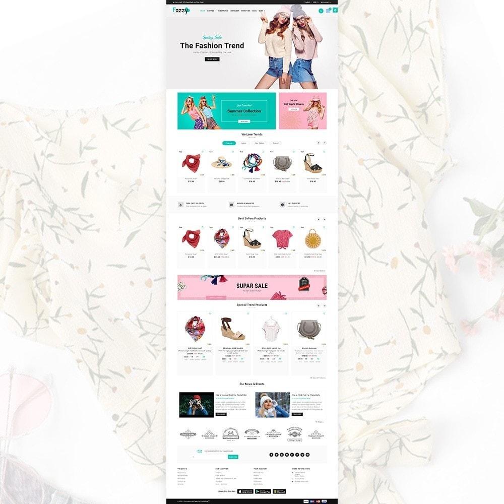 theme - Fashion & Shoes - Stylish Fazzy – The Fashion Store - 2