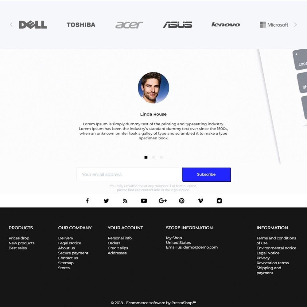 theme - Electronics & Computers - Train - High-tech Shop - 4