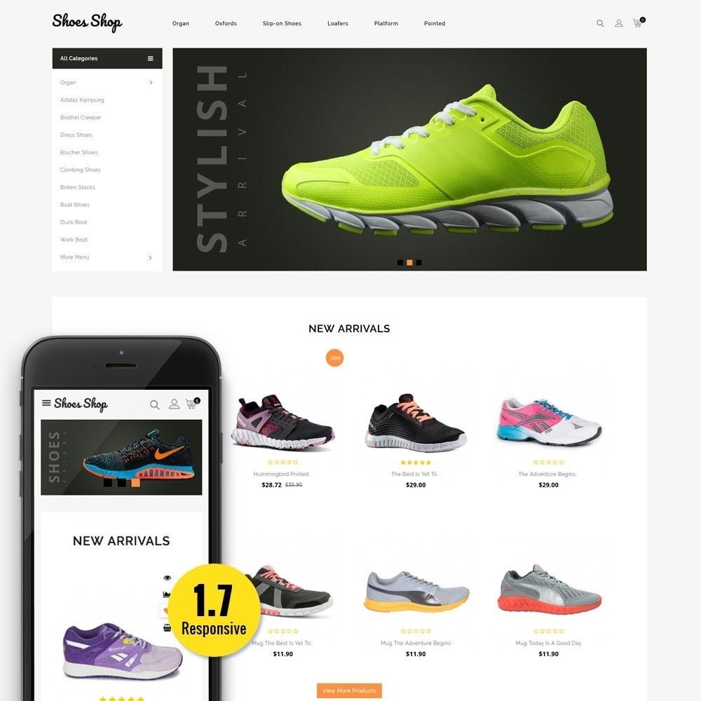 theme - Fashion & Shoes - Shoes Shop Store - 1