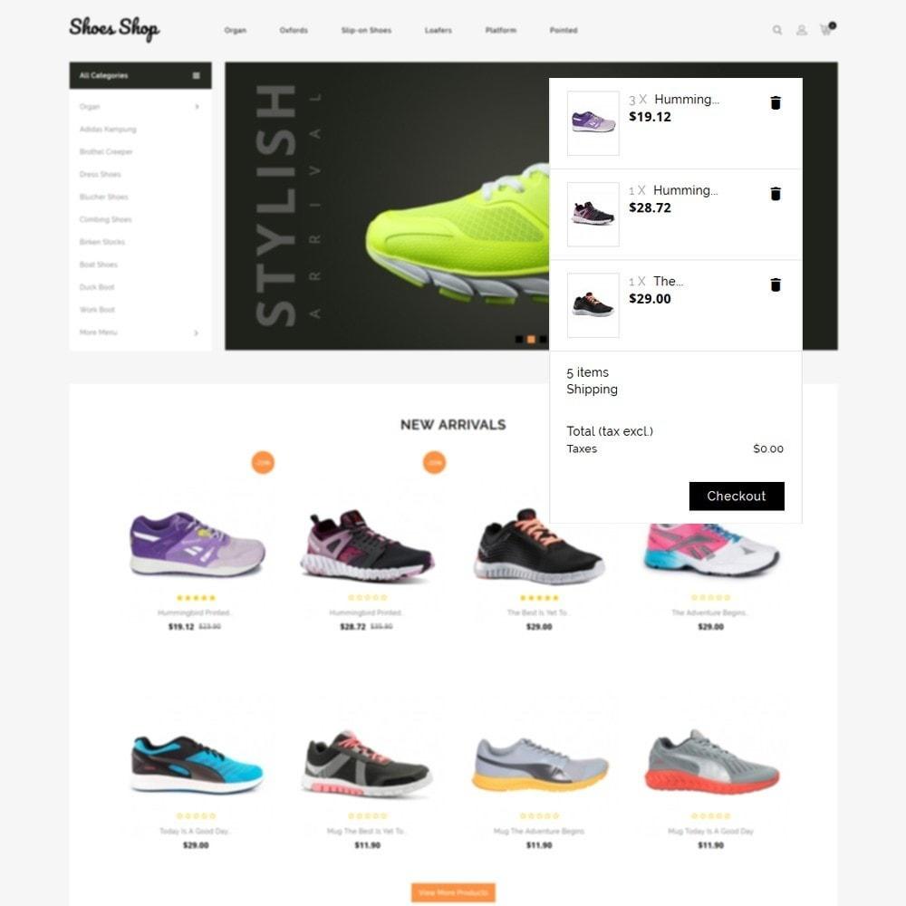 theme - Fashion & Shoes - Shoes Shop Store - 8