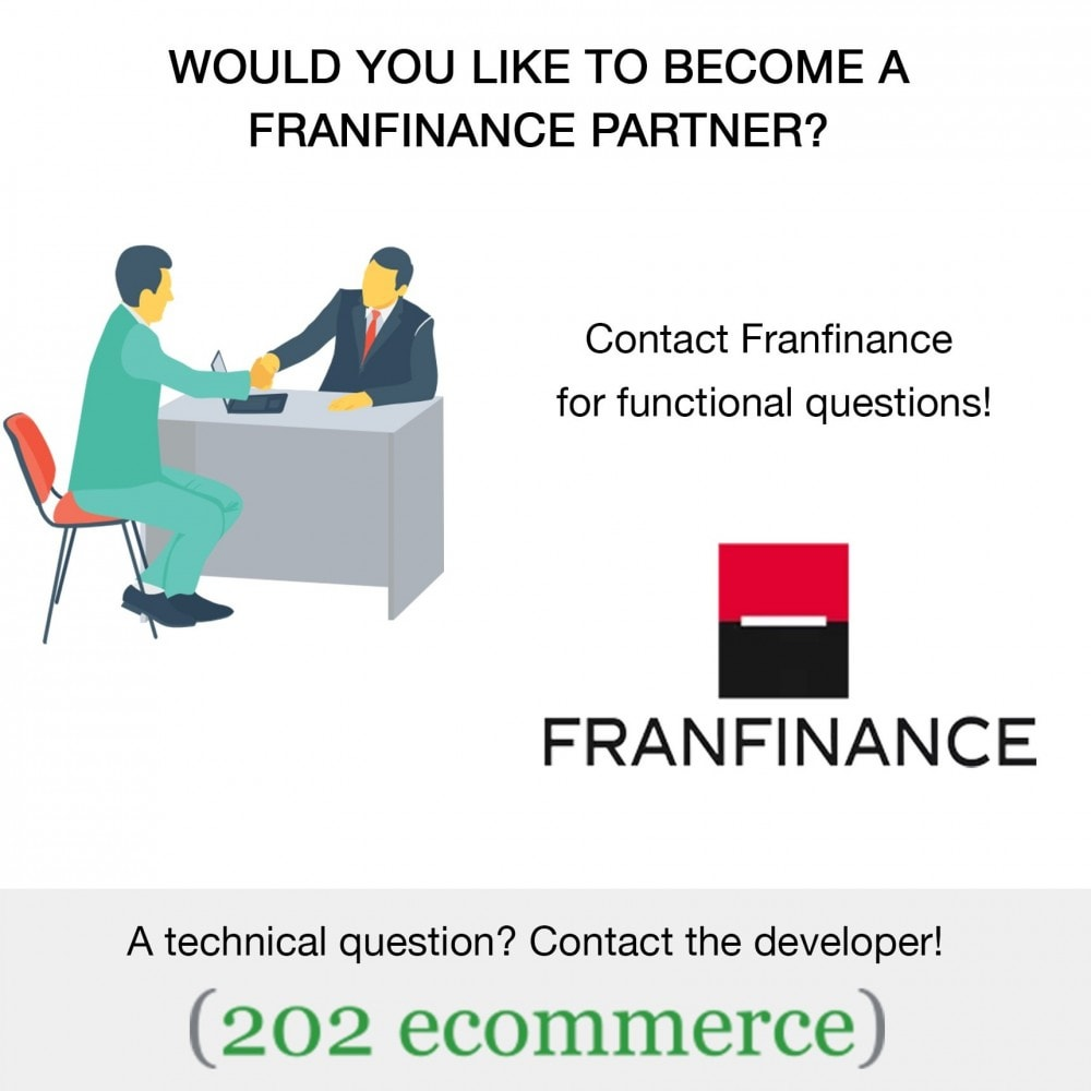 module - Creditcardbetaling of Walletbetaling - Payment solutions with Franfinance - 9