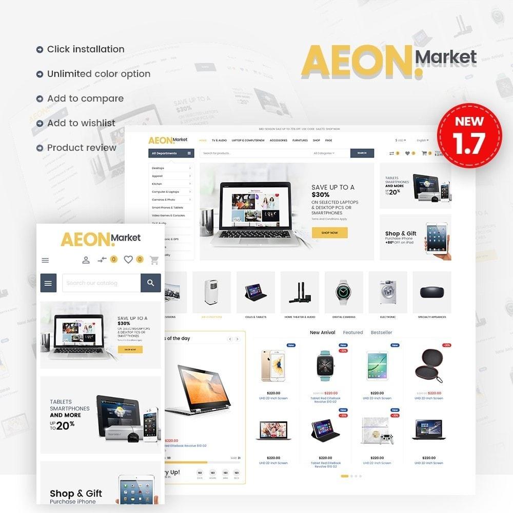 theme - Casa & Jardins - AEON Supermarket Store - 1