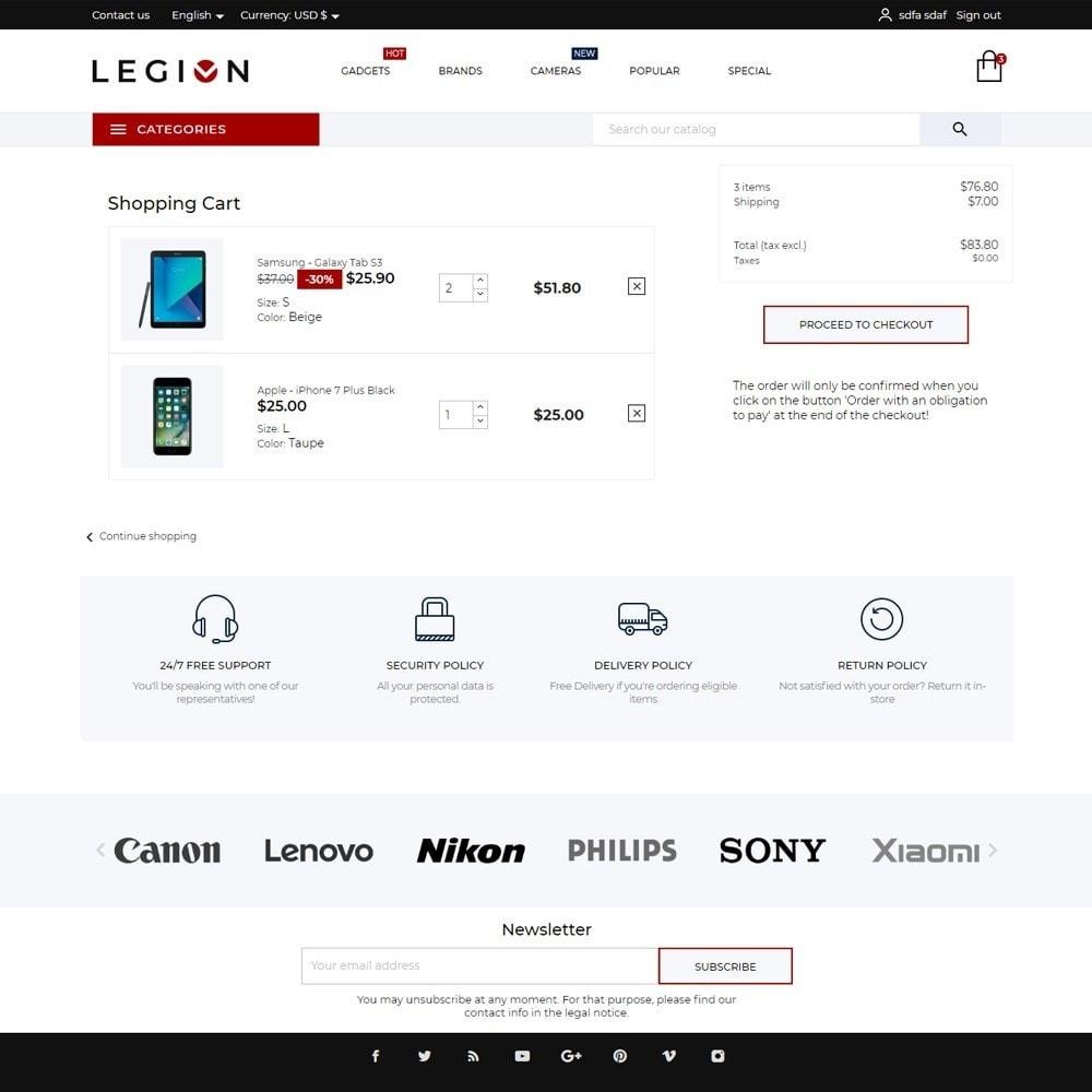 theme - Electronics & Computers - Legion - High-tech Shop - 7
