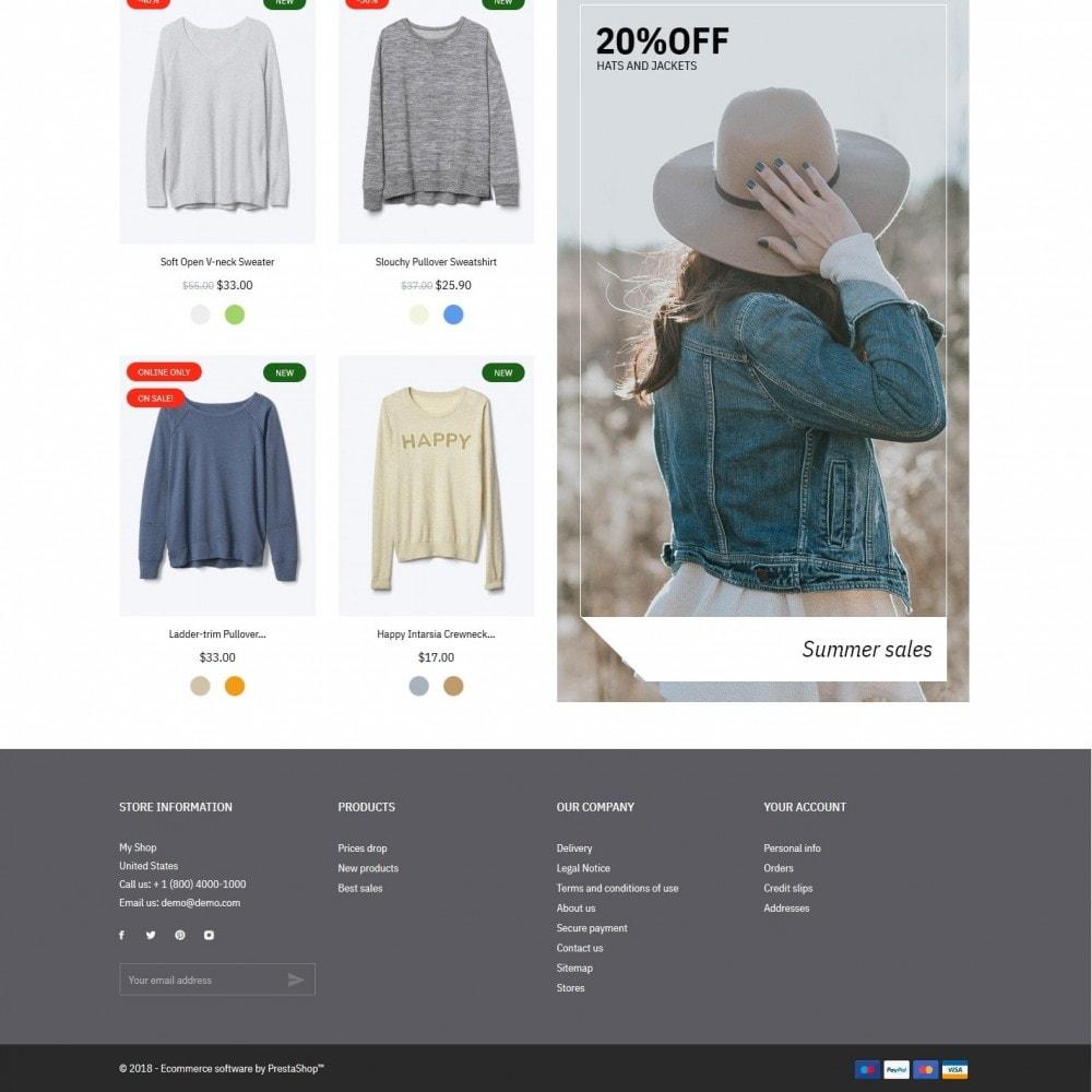 theme - Fashion & Shoes - NewSeason Fashion Store - 4