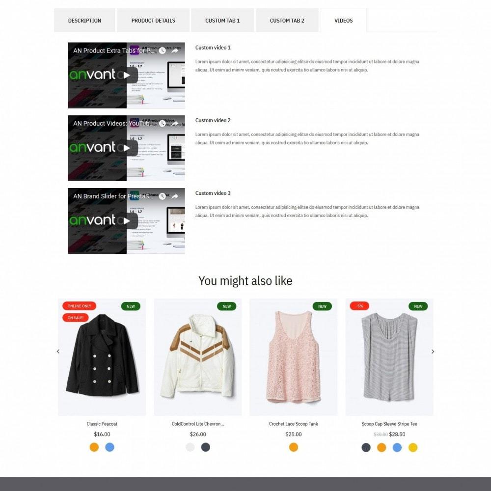 theme - Fashion & Shoes - NewSeason Fashion Store - 9
