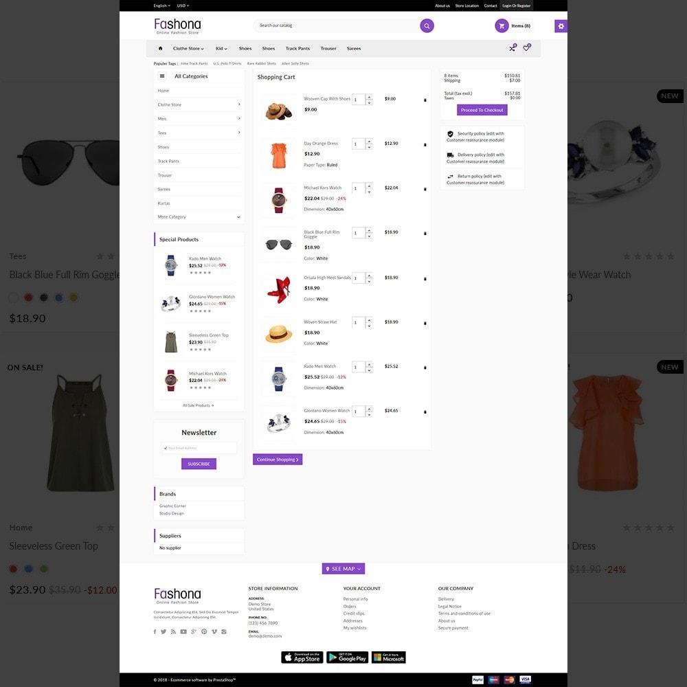 theme - Fashion & Shoes - The Fashona – Fashion Mega Mall - 4