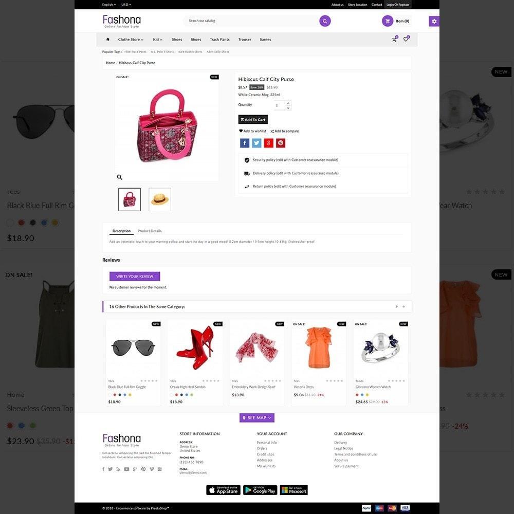 theme - Fashion & Shoes - The Fashona – Fashion Mega Mall - 5