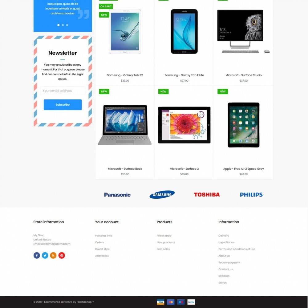 theme - Electronics & Computers - Kansabuy - High-tech Shop - 4