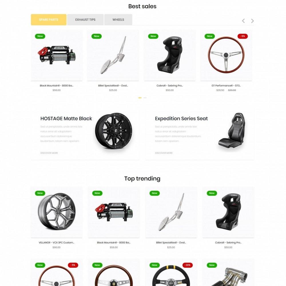 theme - Automotive & Cars - Graviant - 3