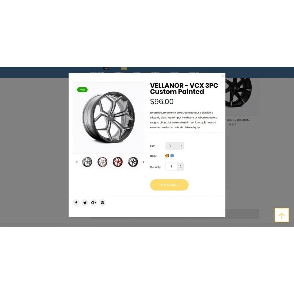 theme - Automotive & Cars - Graviant - 10