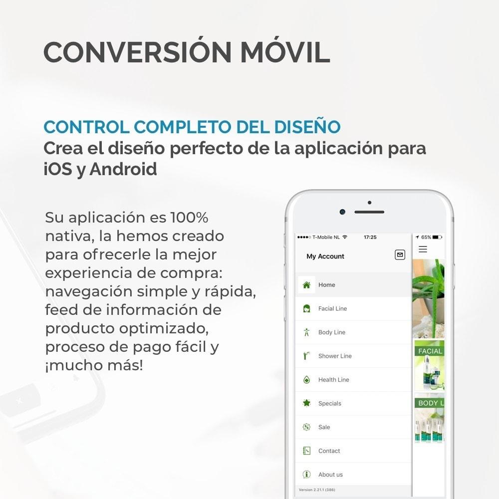 module - Dispositivos móviles - Constructor de App JMango360 - 8