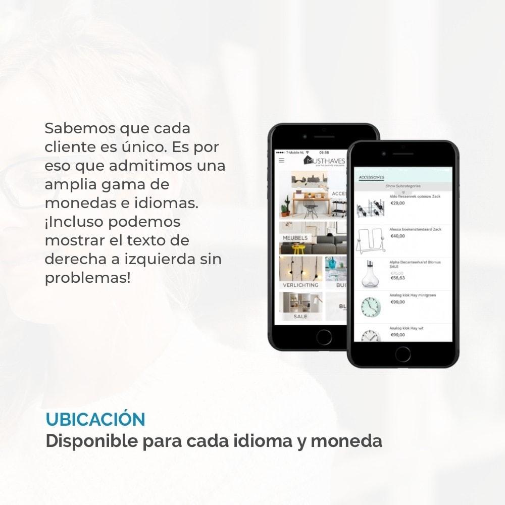 module - Dispositivos móviles - Constructor de App JMango360 - 10